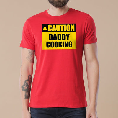 Red Cooking/Sleeping Father-Son Tees