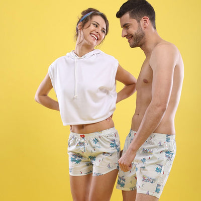 Cheeky Us, Matching Couple Boxers