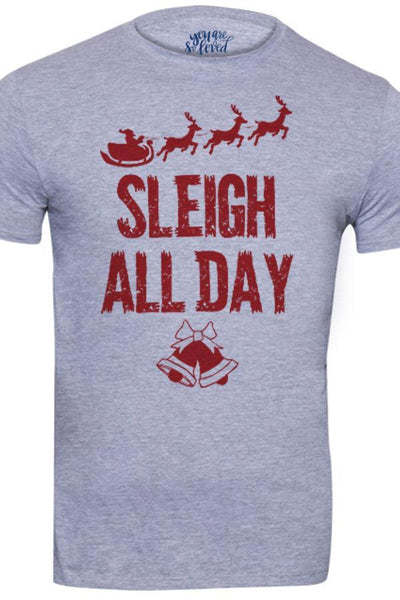 Sleigh All Day Tees For Women