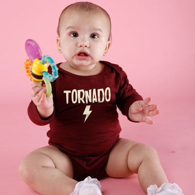 Tornado, Matching Tee And Babysuit For Mom And Baby (Boy)