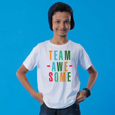 Team Awesome Mom & Son Tees