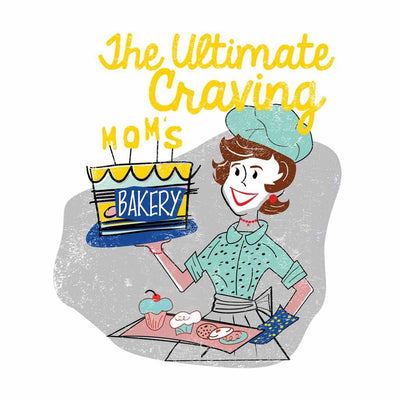 The Ultimate Craving Mom Daughter Tees