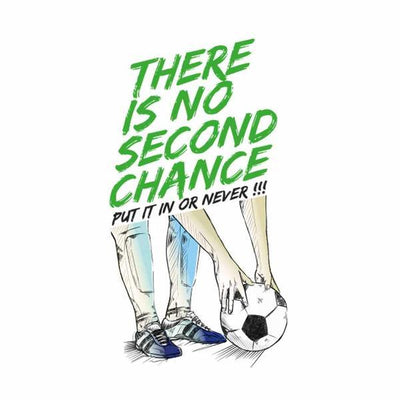 There Is No Second Chance Dad & Son Tee