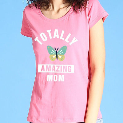 Totally Amazing Mom Daughter Tees