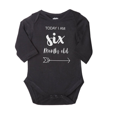 4-6 Months, Set Of 3 Assorted Bodysuits For Baby.