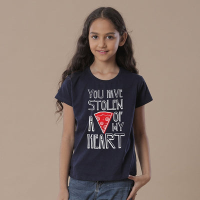 You Have Stole a piece of my heart Tees