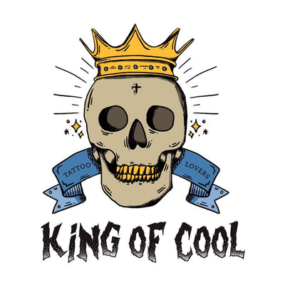 White King of Cool Father-Son Tees