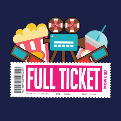 Full Ticket Family Tees