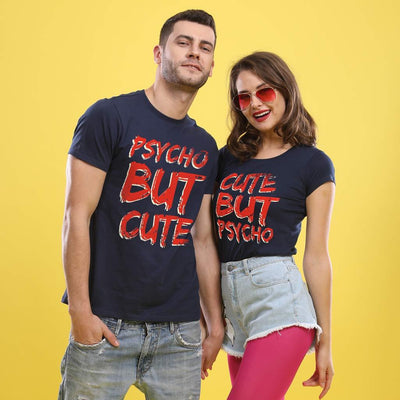 Psychotic Cuteness, Matching Couple Tees