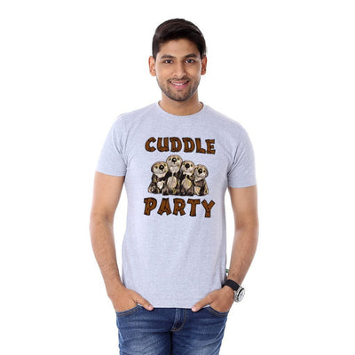 Cuddle Party Family Tees