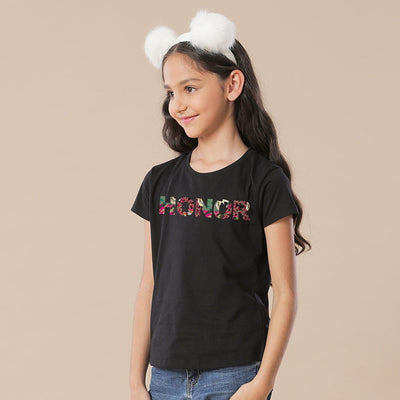 Honor Dad & Daughter Matching Tshirt