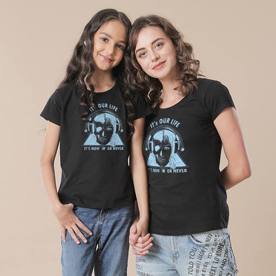 It's Our Life, Mom And Daughter Matching Tees