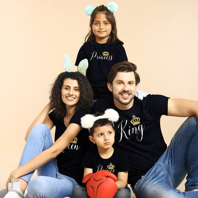 The Royals, Matching Tees For Family