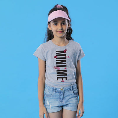 Me And Mini Me,Mom And Daughter Tees
