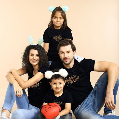 Will Share The Happiness, Matching Tees For Family