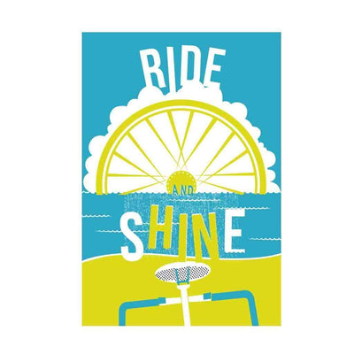 T-Shirt - Ride Shine Tees