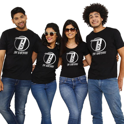 The B Gang, Matching Friends Tees
