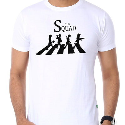 The Squad, PUBG Matching Tees For Friends