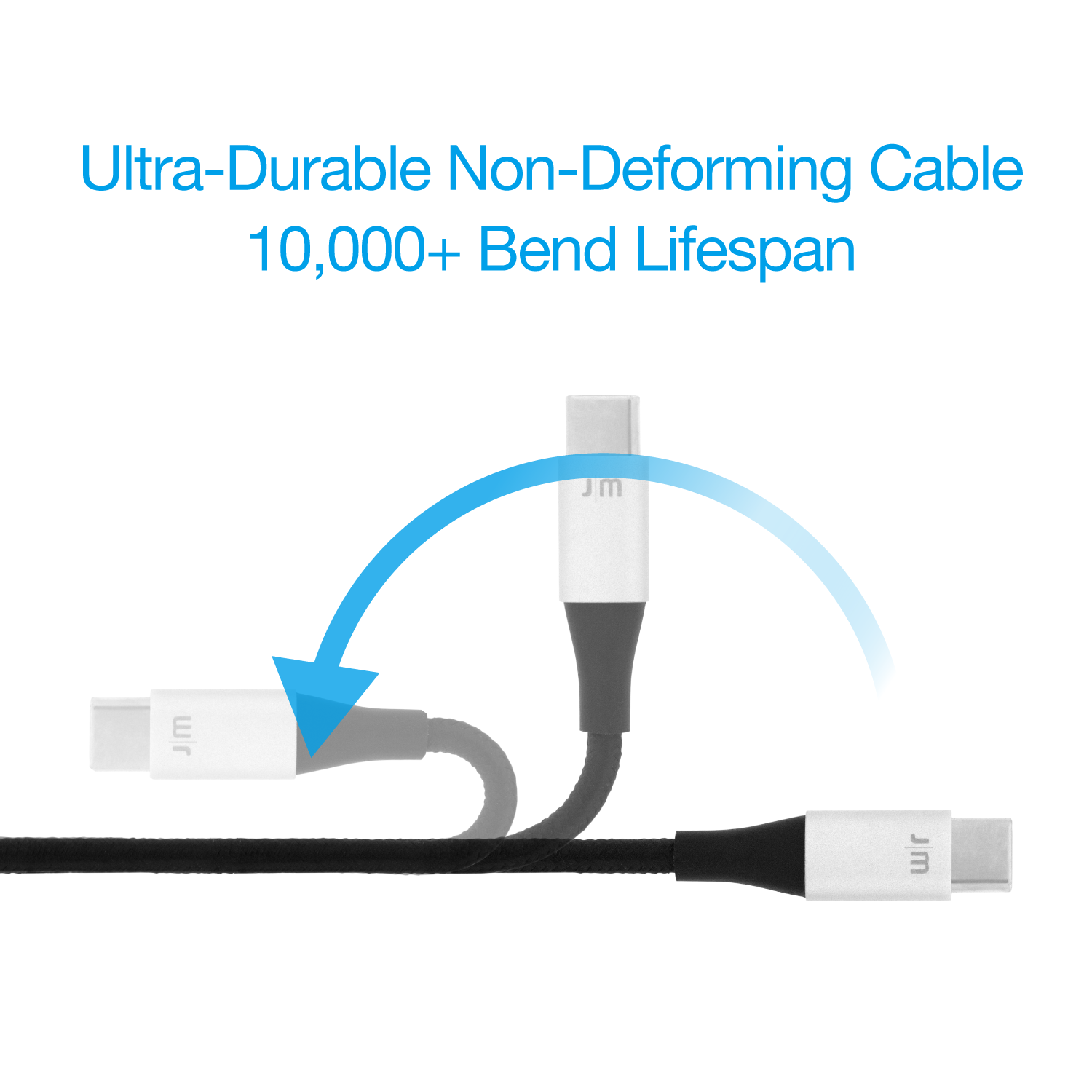 Highway™ Turbo (USB-C to Lightning cable bundle)