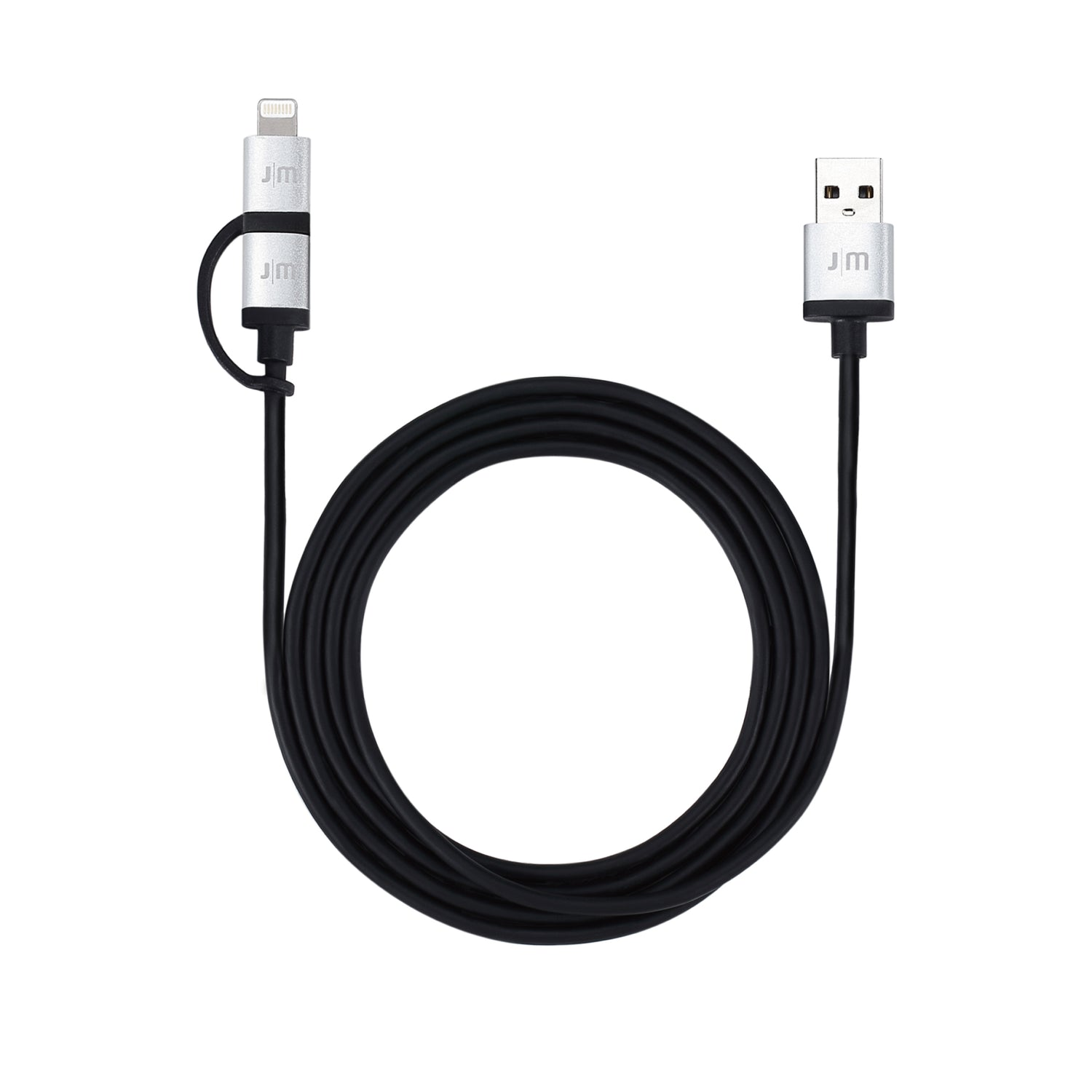 AluCable™ Duo [5ft/1.5m]