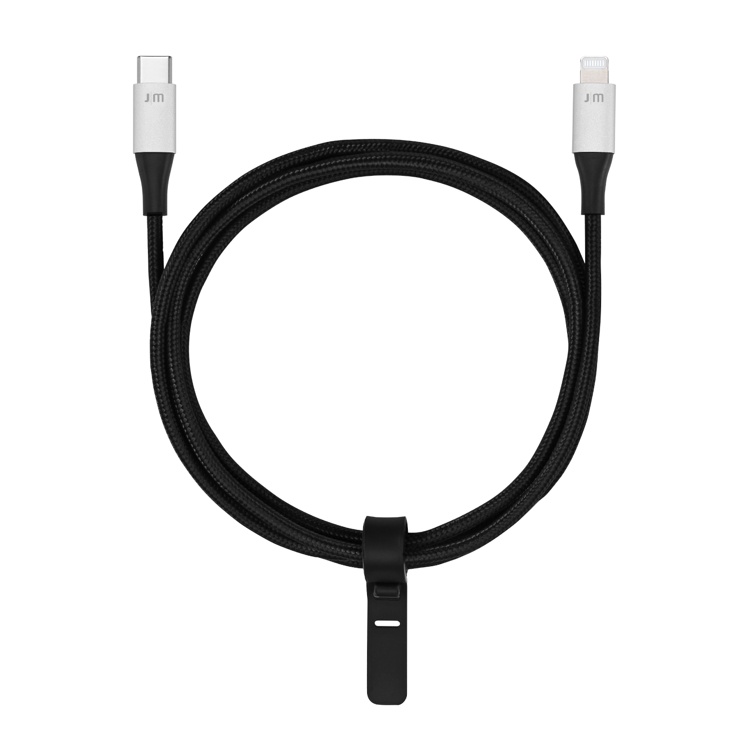 AluCable™ USB-C to Lightning Cable