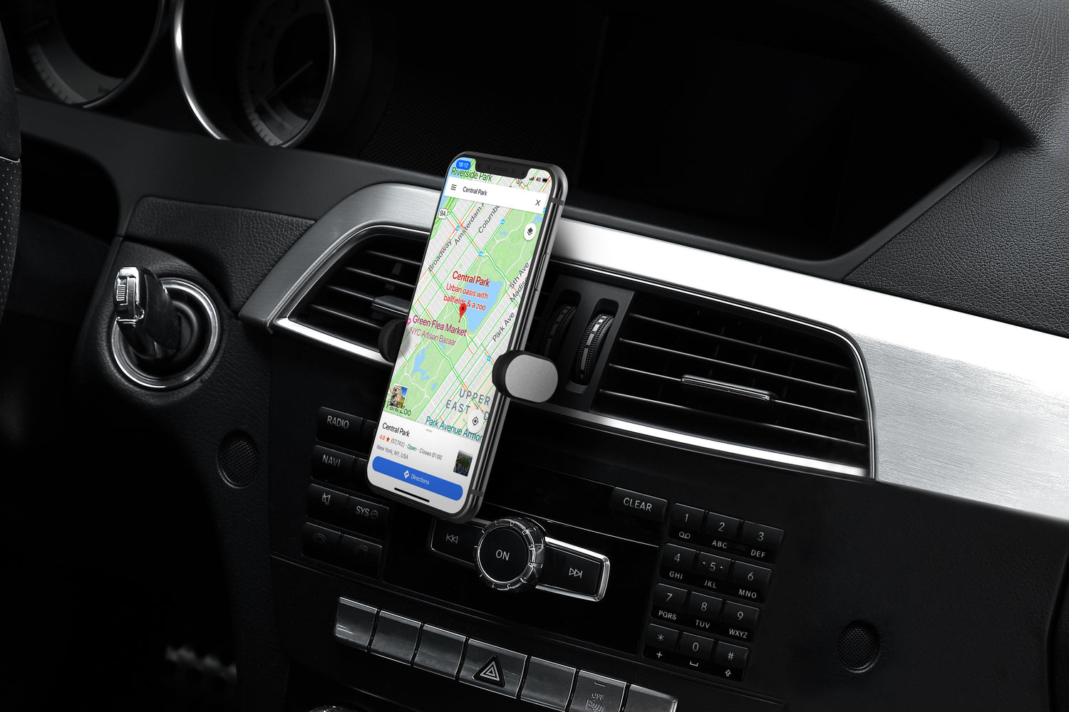 Xtand Vent Highway Max Just Mobile Fuse Box Car Mount