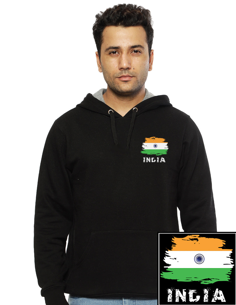 GREAT INDIAN HOODIE