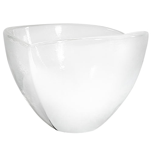 Duo bowl, white