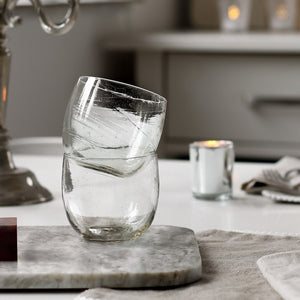 ReUse drinking glass, small