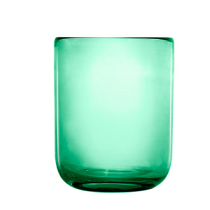 Odin drinking glass, green