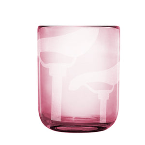 Team Rynkeby drinking glass – various colours and motifs