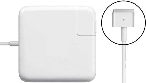 Billig Apple MacBook Pro oplader Magsafe 2