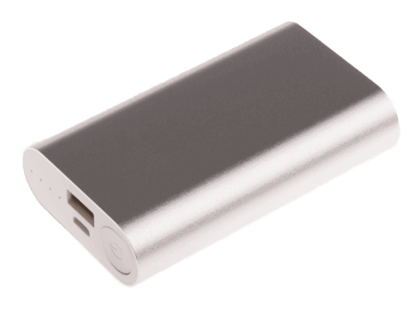 GreyLime Power Tough - 5.200 mAh - Sølv