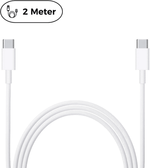 USB-C Kabel til Macbook Pro - 2 Meter