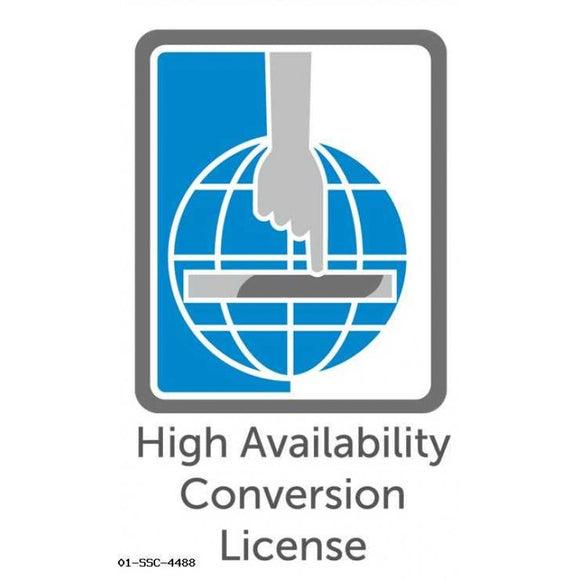 H/A Conversion License to Standalone Unit for SuperMassive 9400