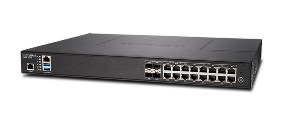 SonicWall NSA 4650 (Up to 300 Users)
