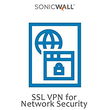 SSL VPN 5 User License £165