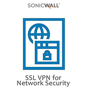 SSL VPN 15 User License £290.00