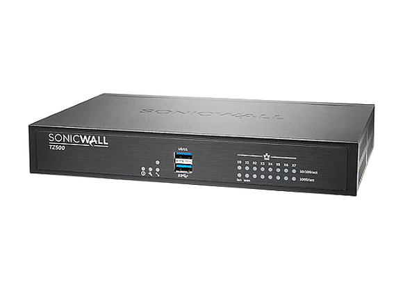 SonicWall TZ500 3 & FREE Upgrade Promotion Advanced Edition 3yr
