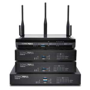 SonicWall TZ500 Wireless Competitive Takeout Promotion with 3yr Advanced Security Suite