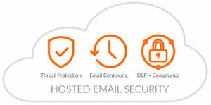 Hosted Email Security 10 User License with 24/7 Vendor Support 1 YR £145