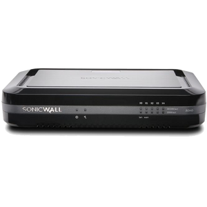 NEW SonicWall SOHO 250 (up to 10 users)
