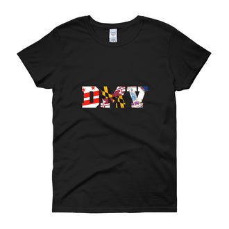 DMV Women's short sleeve t-shirt