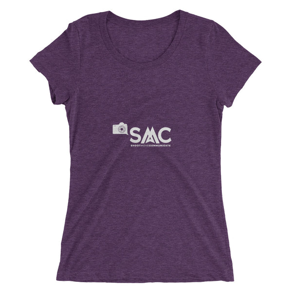 Ladies' Shoot Move Communicate short sleeve t-shirt