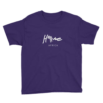 Youth HOME (Africa) Short Sleeve T-Shirt