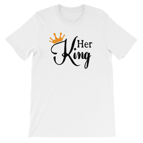 Her King Short-Sleeve Mens T-Shirt