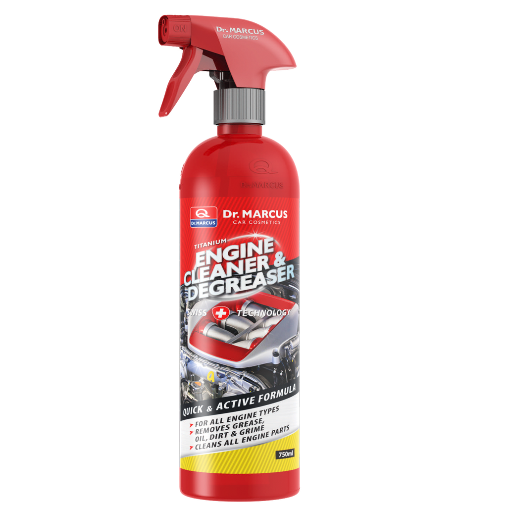 TITANIUM Engine Cleaner & Degreaser