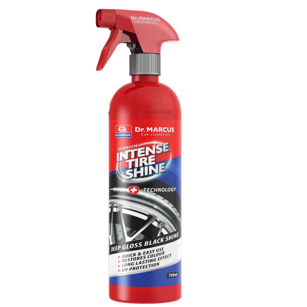 TITANIUM Intense Tire Shine