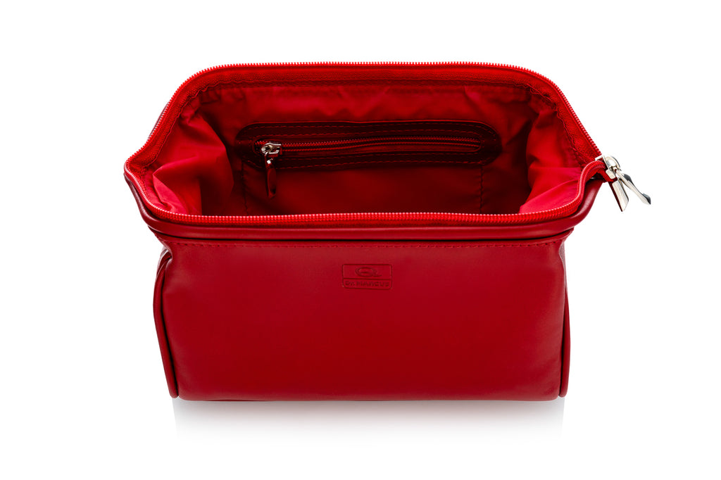 Toilet Bag - Red