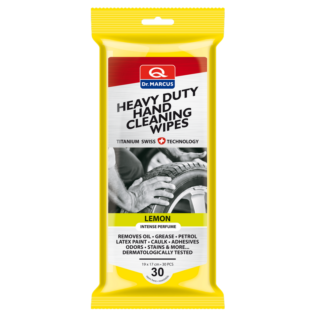 Heavy Duty Hands Cleaning Wipes
